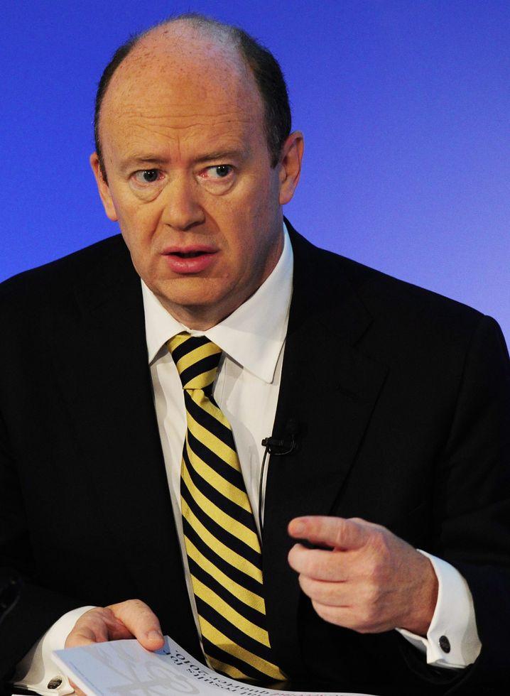 Räumt auf: Der neue CEO der Deutschen Bank, John Cryan, soll nach dem Abschied von Co-Chef Jürgen Fitschen im Mai 2016 die Deutsche Bank alleine führen