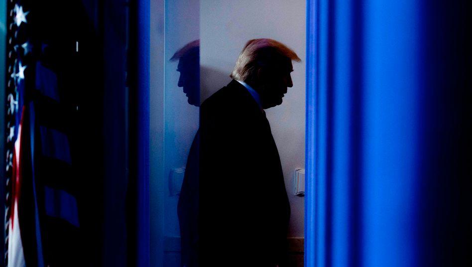 Donald Trump: Gegen die Social-Media-Verfügung des US-Präsidenten formiert sich Widerstand