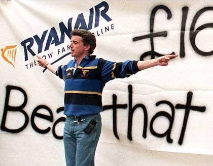 """Ryanair-Chef O'Leary: """"Der trennt sich von keinem Penny"""""""