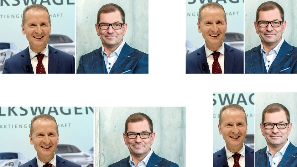 Mission Tesla-Fight: VW-Konzernchef Herbert Diess macht Audi-Boss Markus Duesmann zum Projektleiter der Elektro-Offensive.