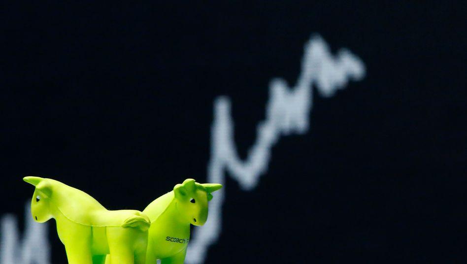 Bullenmarkt: Es geht weiter aufwärts - trotz enttäuschender Konjunkturdaten