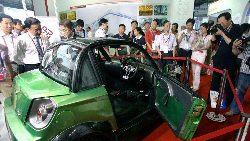 """Fünf PS, vier Sitzplätze: Mit diesen """"Autos"""" starten die Chinesen durch"""