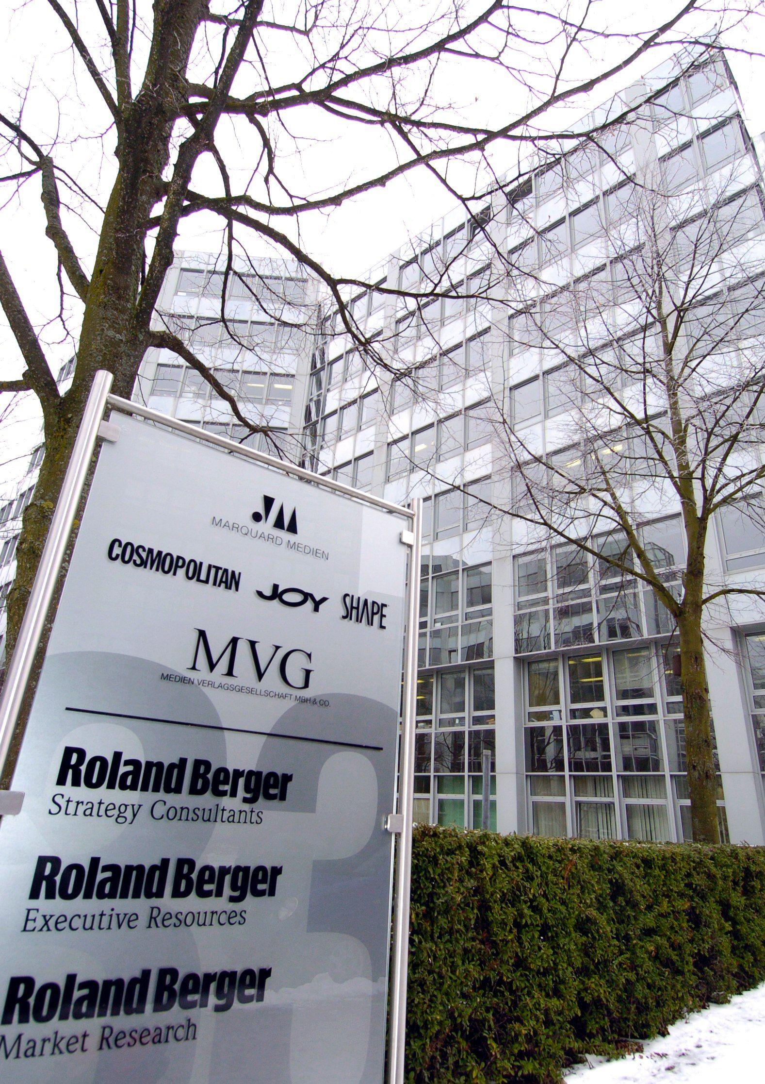 Firmensitz Roland Berger
