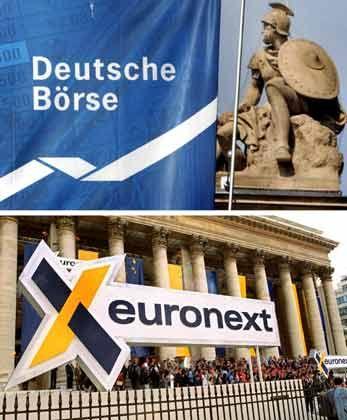 """""""Nichts entschieden"""": Analysten halten eine Fusion zwischen Euronext und Deutscher Börse noch für möglich"""