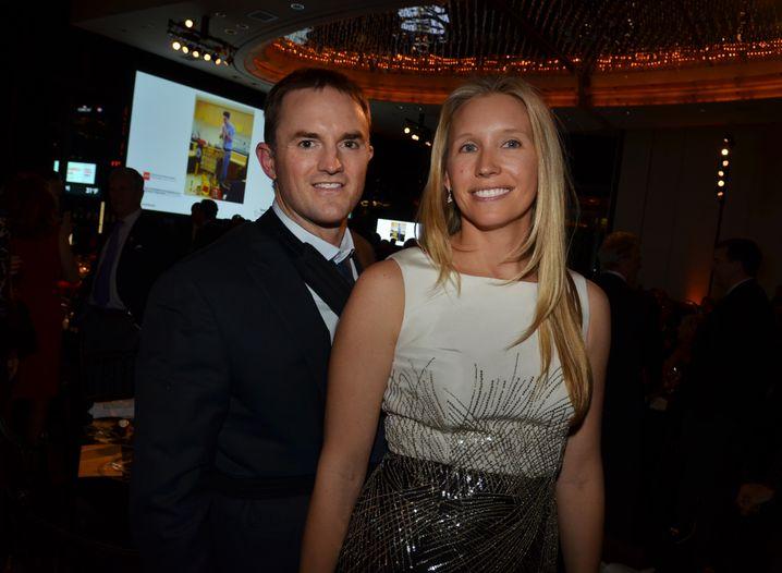 Tiger-Taktik: Chase Coleman (hier mit Ehefrau Stephanie) verdiente 2019 rund 1105 Millionen Dollar.