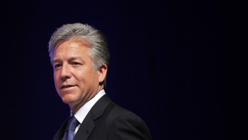 Rückschlag für Bill McDermott: Die Strategie des SAP-Chefs fußt auf der Produktfamilie Hana