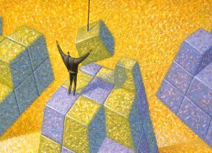 Strategieschwenk: Der erfolgreiche Umbau hängt im Wesentlichen von vier Faktoren ab