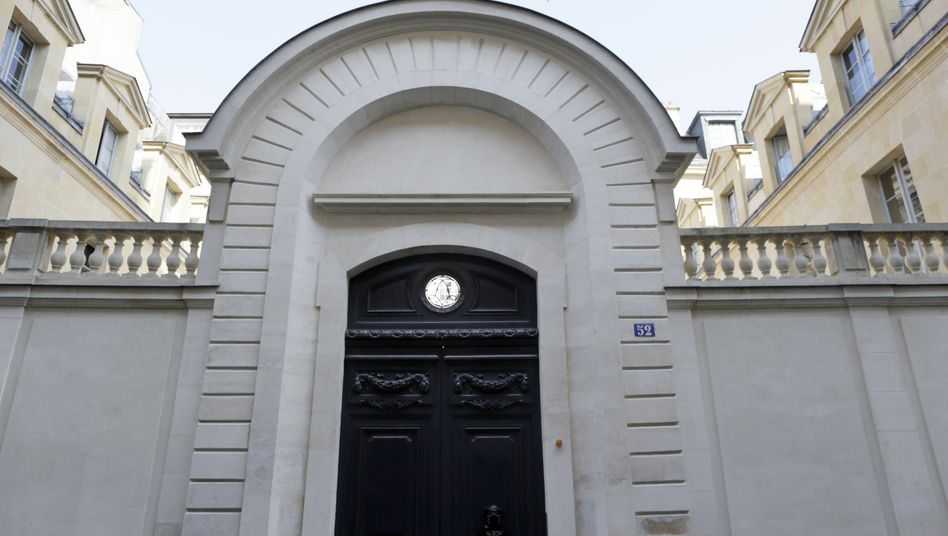 Tapies Pariser Haus: Das Anwesen wird auf 69 Millionen Euro geschätzt