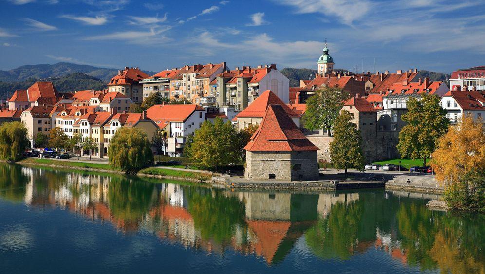 Kulturhauptstadt Maribor: Neue Idylle in Slowenien