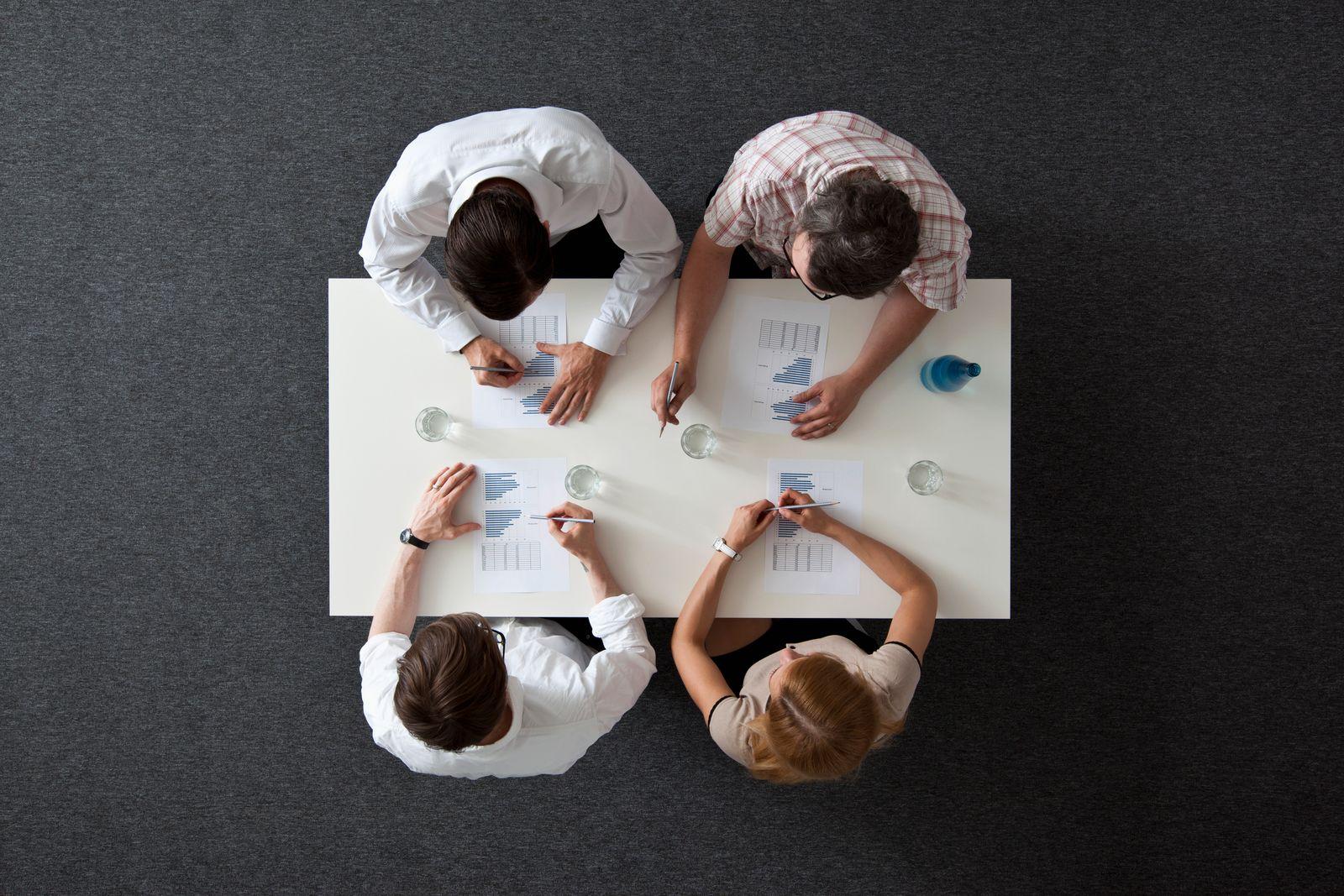 NICHT MEHR VERWENDEN! - Brainstorming / Meeting / Konferenz