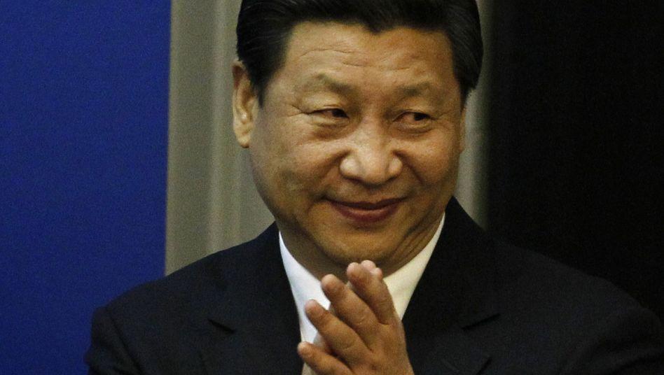 Designierter Staatschef: China und die Welt rätseln über den Verbleib von Xi Jinping