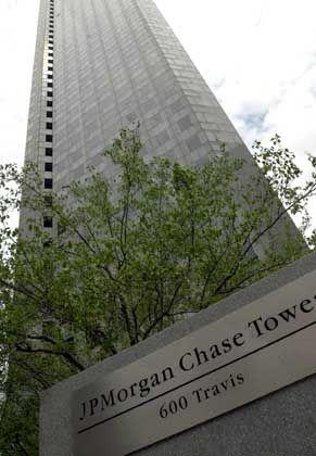 J.P. Morgan Chase Tower in Housten: Der Citigroup auf den Fersen