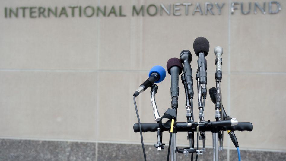 Ankündigung der Verkündung: Ende des Monats soll der Name des neuen IWF-Chefs mitgeteilt werden.