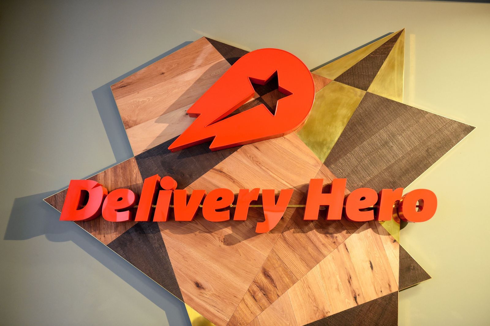 """Delivery Hero"""