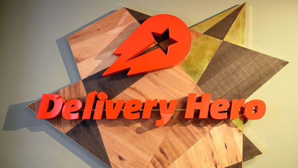 Delivery Hero: Mehr Umsatz