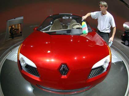 Weg mit dem Staub: Renault-Designstudie Zoe