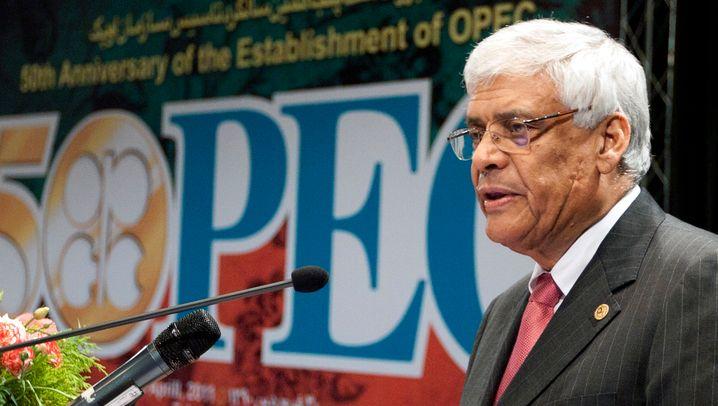 Ölminister der Opec: Diese Herren lassen gerade die größte Energiemacht der Welt zerfallen