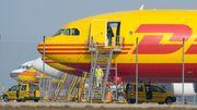 Frachtgeschäft lässt Flughafen Leipzig boomen