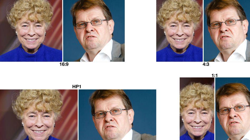 Gesine Schwan und Ralf Stegner: Die beiden Politiker wollen sich offenbar zusammen um den SPD-Vorsitz bewerben