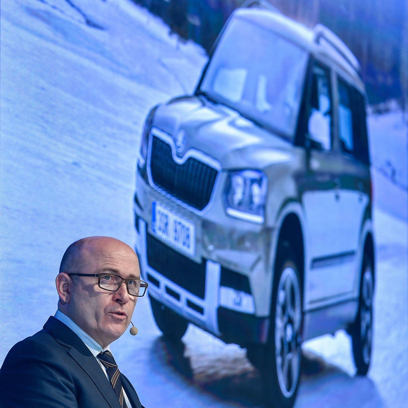 Vorstandsvorsitzender von Skoda Auto Maier