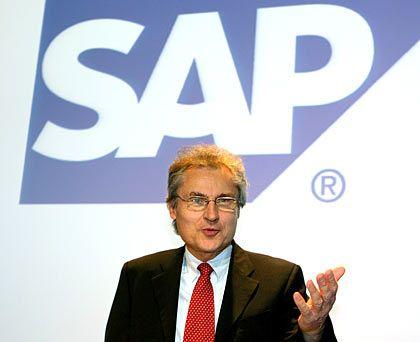 SAP-Chef Kagermann: Der Einstieg von Finanzinvestoren ist nicht erwünscht