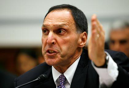 """Der ehemalige Lehman-Brothers-Chef Richard Fuld: """"Die Erwartungen werden immer weiter hochgeheizt"""""""