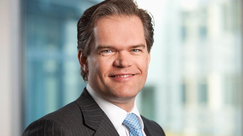 Da ist er dabei: Neu-Deutsche-Bank-Aufsichtsrat Stefan Simon.