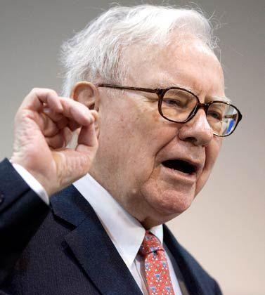 Warren Buffett: Investmentlegende und Chef von Berkshire Hathaway