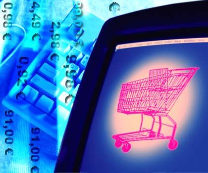 Immer beliebter: Einkaufen im Internet