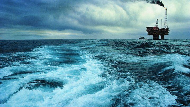 Ultraschweres Gerät: So will Shell in der Nordsee aufräumen