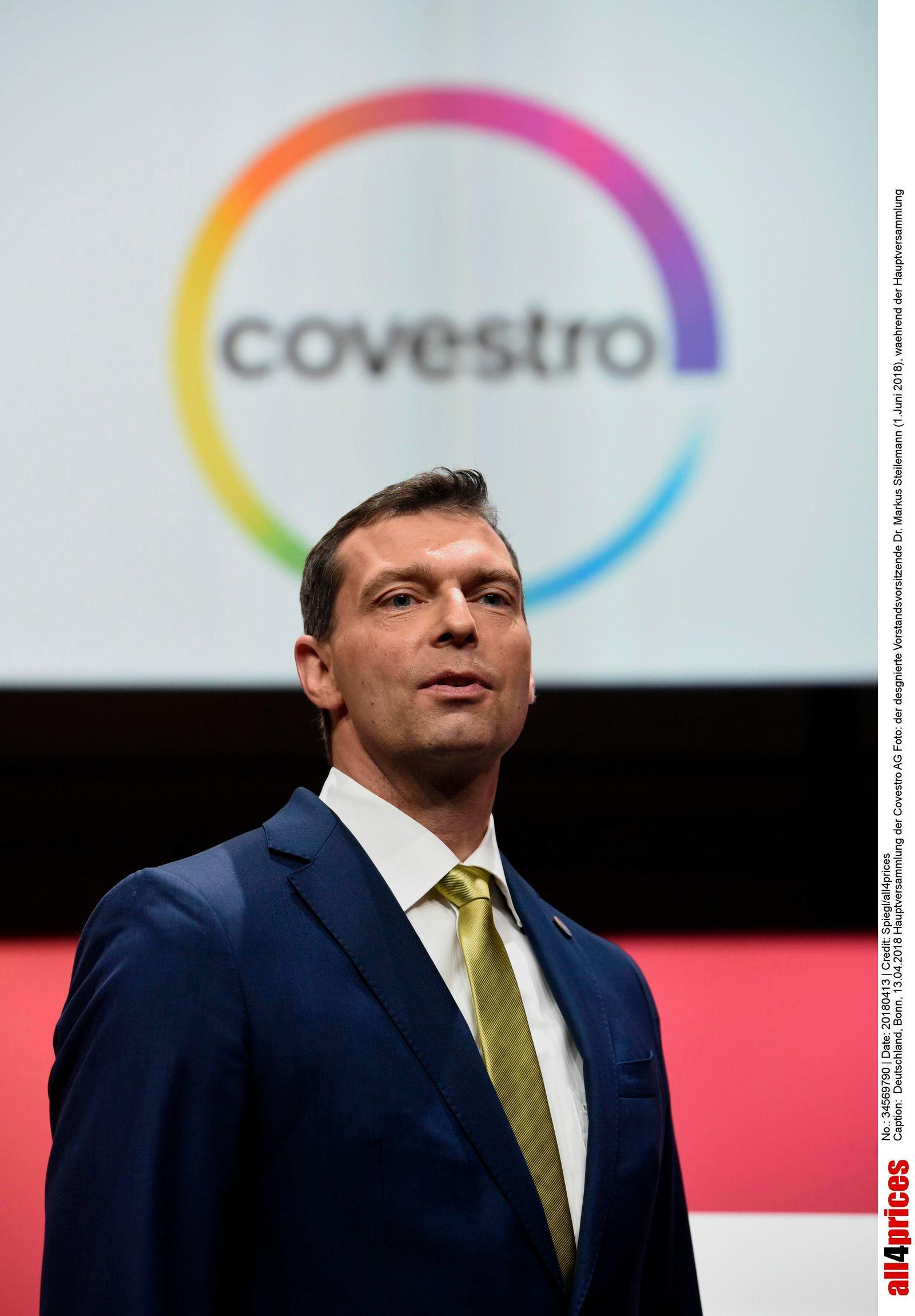 Hauptversammlung der Covestro AG