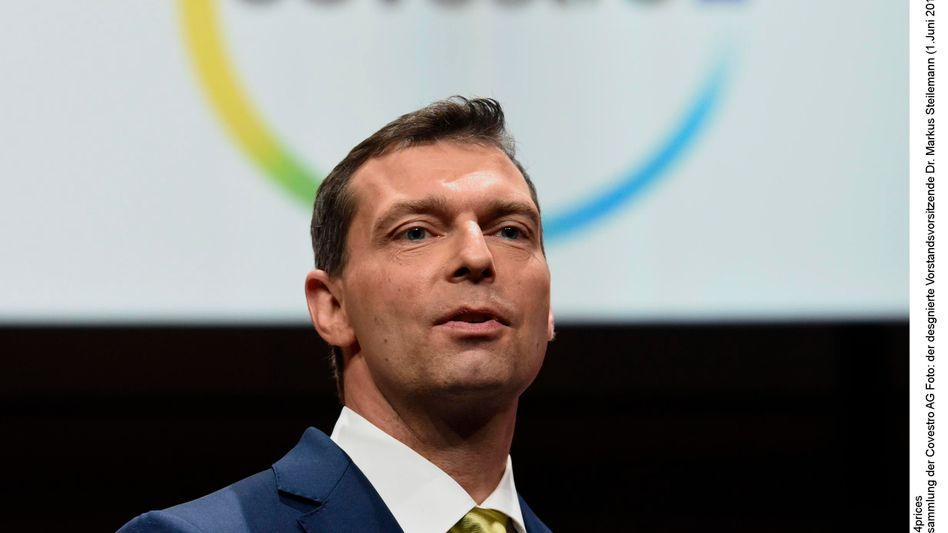 Covestro-Chef Markus Steilemann will Doppelstrukturen abschaffen und Abläufe vereinfachen - das wird zweifelsohne Stellen kosten