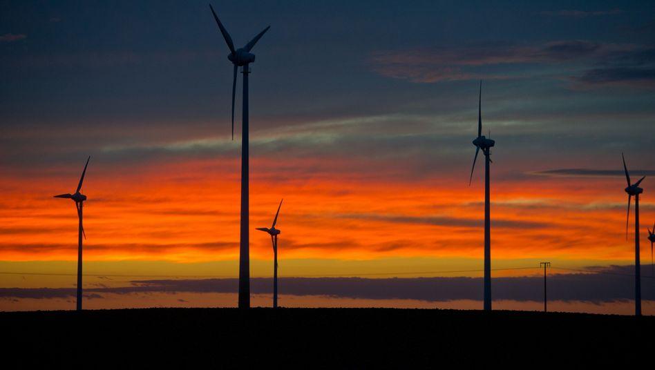 Schwaches Windjahr: Die Ökostrom-Kosten stagnieren auch, weil die Rotoren weniger Strom produzierten