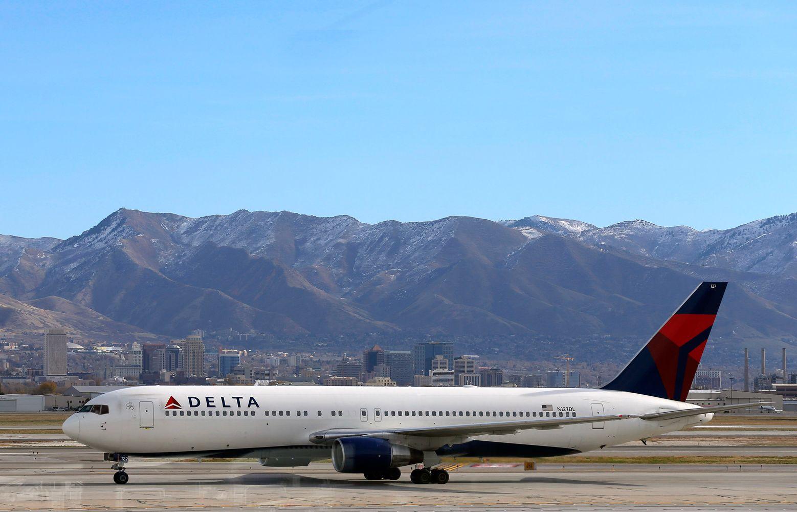 Boing 767 Delta