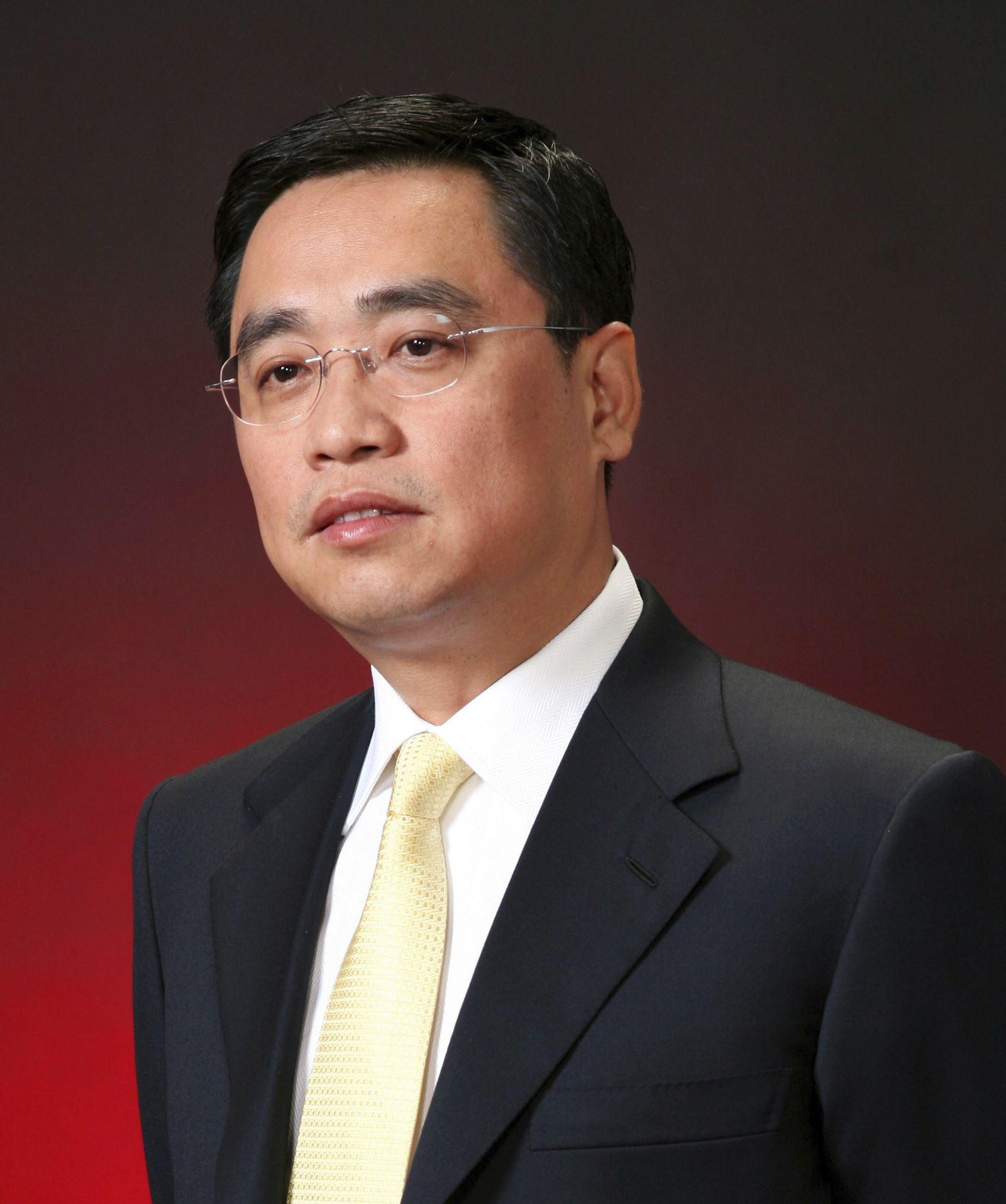 EINMALIGE VERWENDUNG HNA-Konzern- Wang Jian ist tot