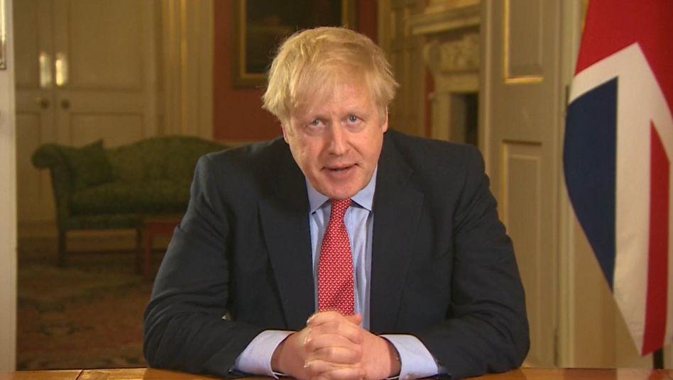 Covid-19 Patient Boris Johnson: Intensivstation verlassen