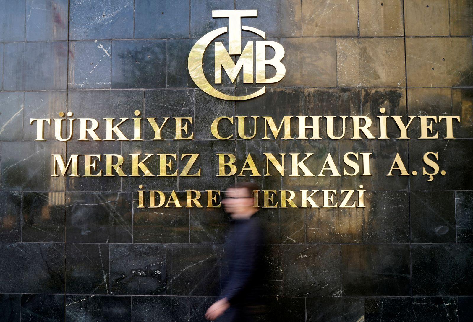 Türkische Notenbank / Zentralbank