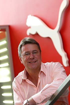 Abschied im Sommer: Puma-Finanzchef Bock