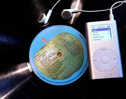 Apple: Computerfirma steigert Umsatz und Gewinn dank höherer Rechner- und iPod-Verkäufe