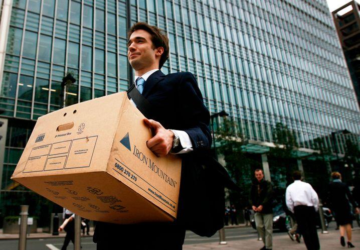 Der Lehman-Moment: Die Investmentbank brach 2008 zusammen - und hat damit Spuren hinterlassen. Und sei es in Form einer grundsätzlichen Skepsis gegenüber Finanzhäusern