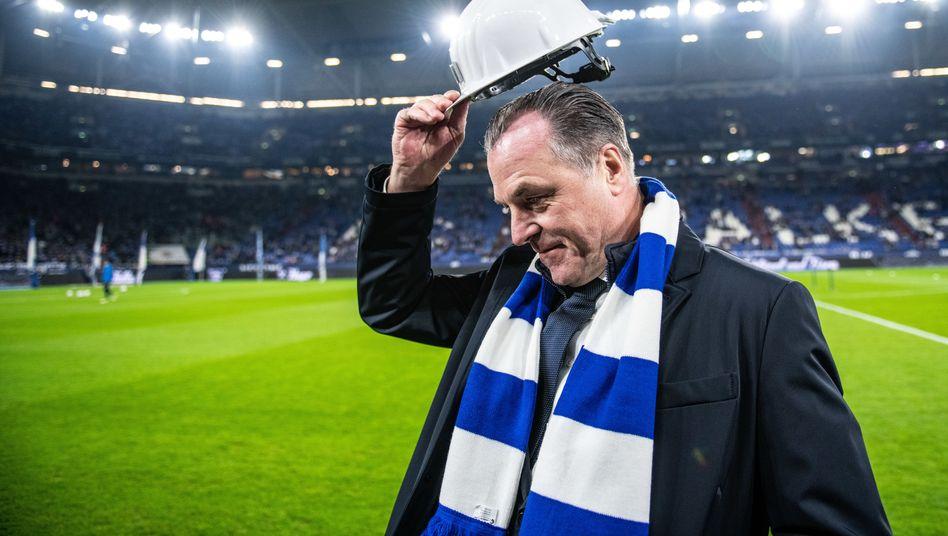 Umstritten: Schalkes Aufsichtsratschef Clemens Tönnies ist auch als Fleischunternehmer in der Corona-Krise in die Kritik geraten.