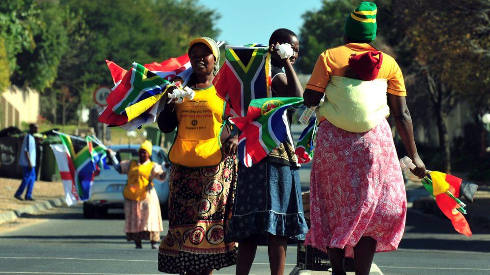 Vor der Fußball-WM: Südafrika bietet enorme Chancen