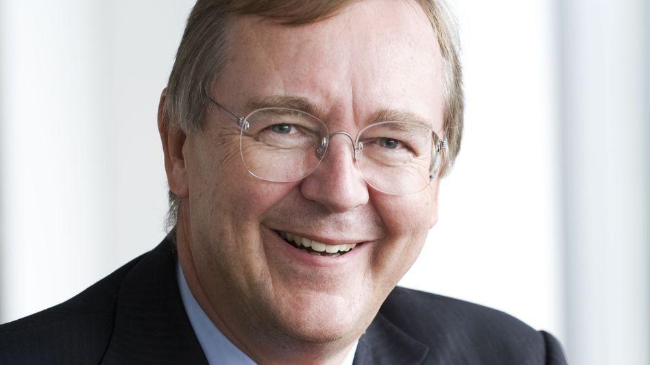 Haniel-Vorstandschef Jürgen Kluge: Umbau in der Führungsspitze