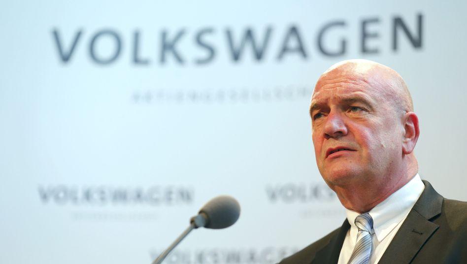"Bernd Osterloh: ""Ich brauche niemanden, um Herbert Diess an die Kette zu legen"""