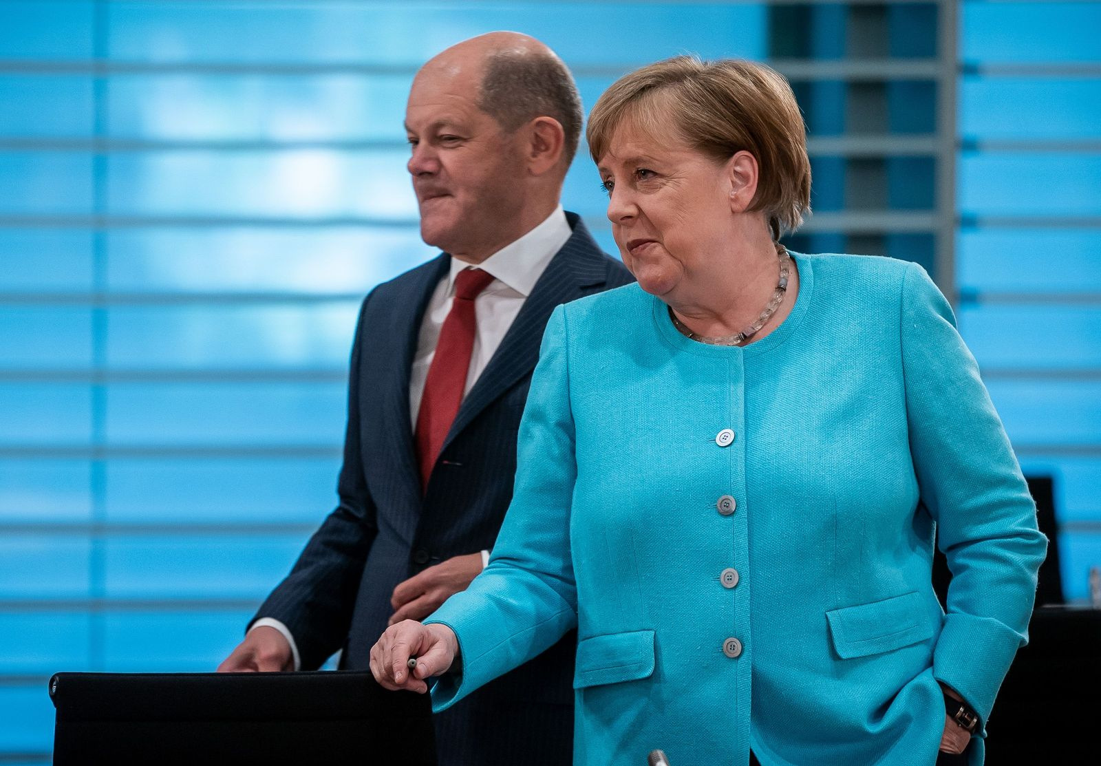 GERMANY-GOVERNMENT-CABINET-MEETING