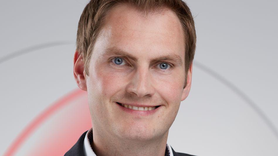 Tim Gens, Head of Learning und Capability Development bei Vodafone