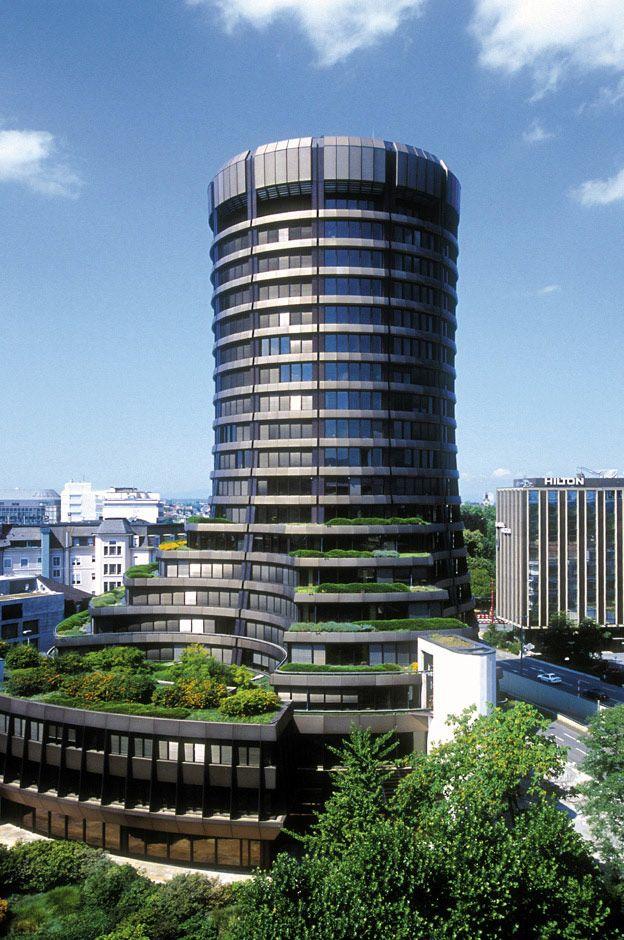Die Bank für Internationalen Zahlungsausgleich / Basel