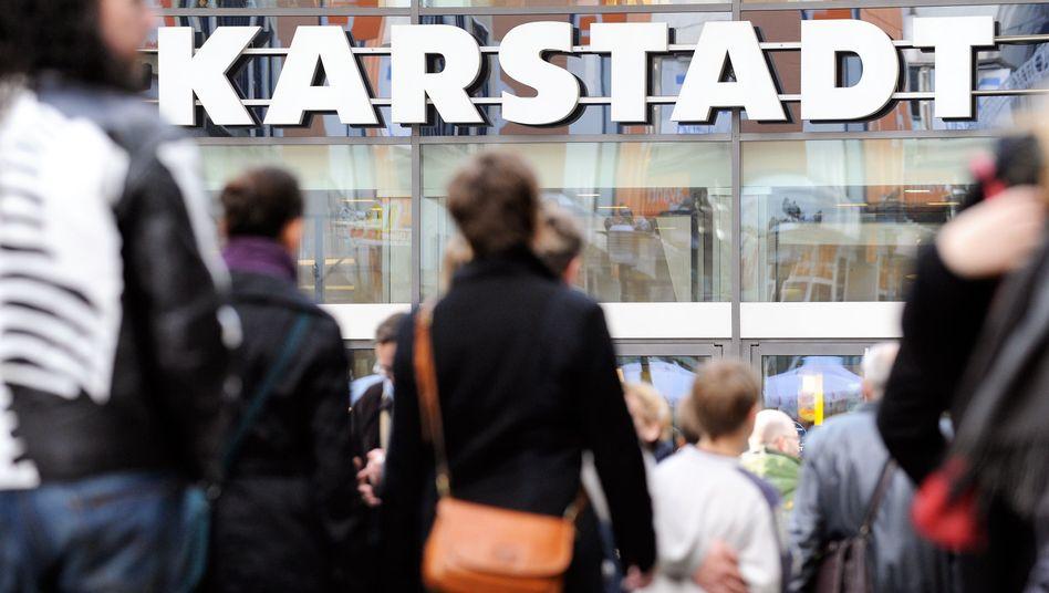 """Karstadt Filiale: """"Aufeinanderzugehen ist erforderlich"""""""