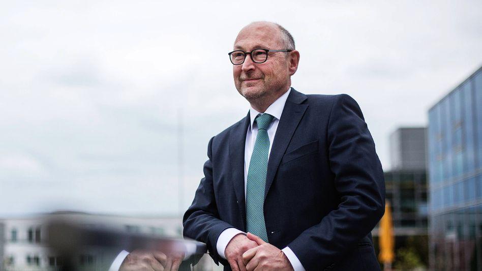 Deutschlands geschliffenster Betonkopf: Vonovia-Chef Rolf Buch will Spekulanten den Wind aus den Segeln nehmen