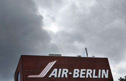 Dunkle Wolken: Air Berlin liefert enttäuschende Zahlen